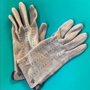 Ralph Lauren women's gloves